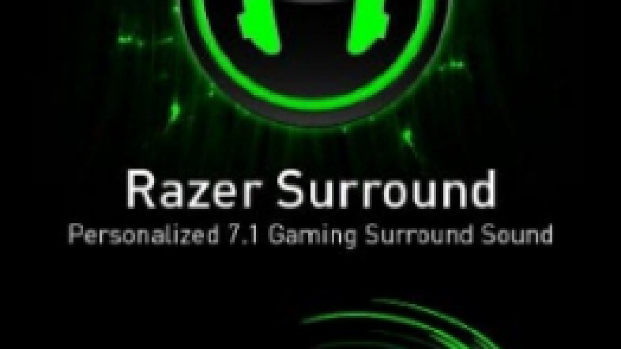 Razer Surround Pro 7 1 V2 0 Crack With Activation key Latest patch