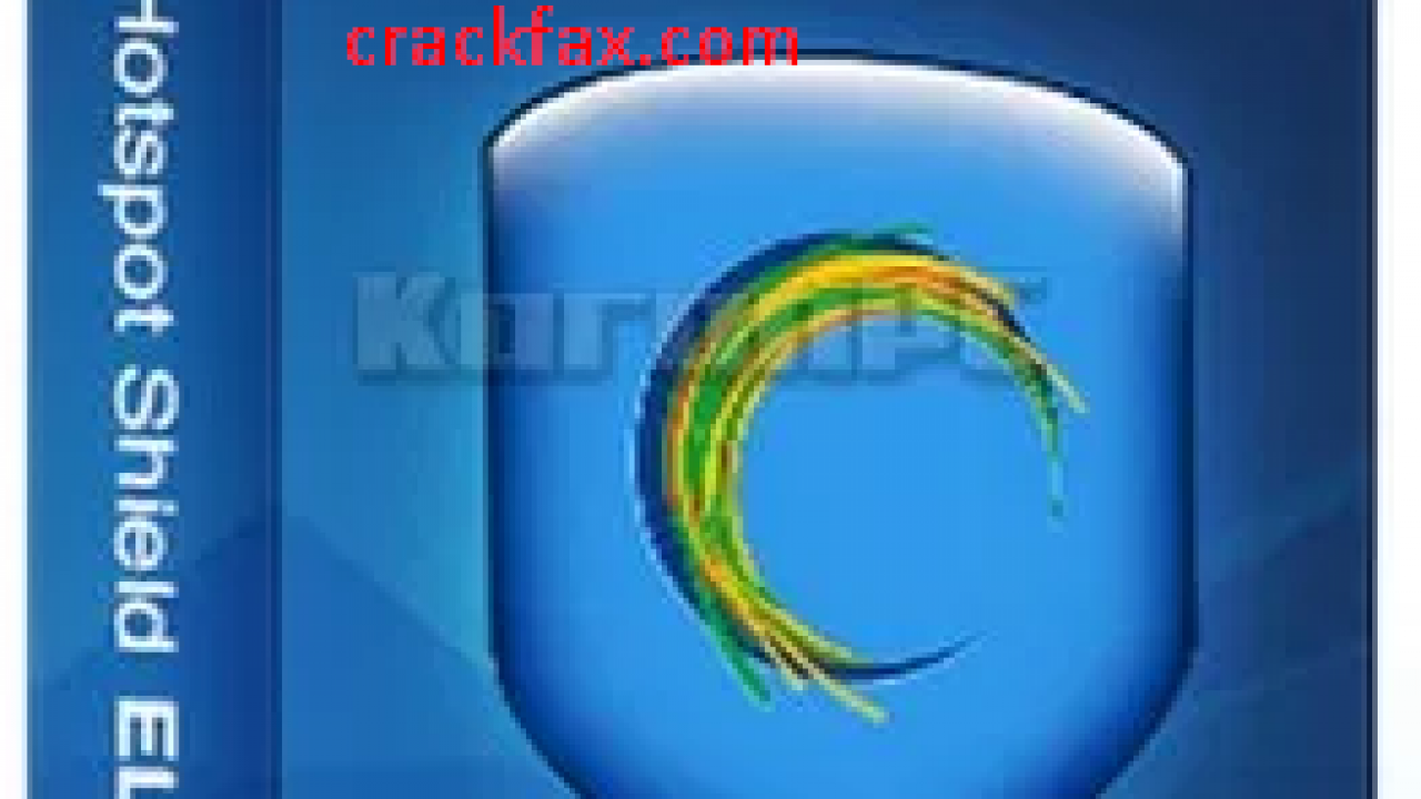 HotSpot Shield Elite Full 8 4 10 Crack + elite license key